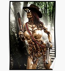 Steampunk Photography 002 Poster