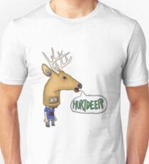 Hurtdeer Mask tshirt Unisex T-Shirt