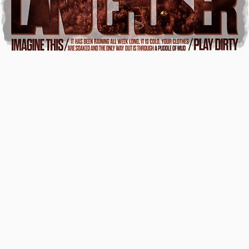 Land Cruiser - Play Dirty by timschoch