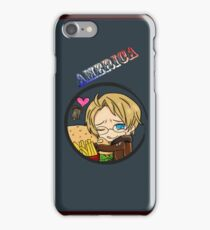 Oh America oh America iPhone Case/Skin