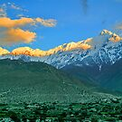 Annapurna region by sajal maskey