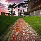 Beddingham church  by willgudgeon