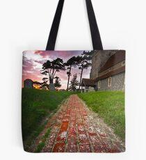 Beddingham church  Tote Bag