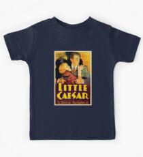 Little Caesar Poster (2) Kids Clothes