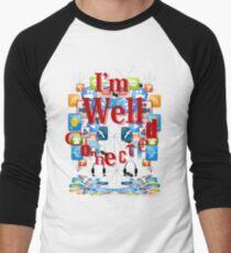 I'm Well Connected T'Shirt Men's Baseball ¾ T-Shirt