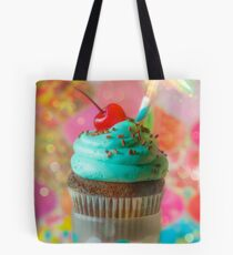 Cirque du Cupcake V Tote Bag
