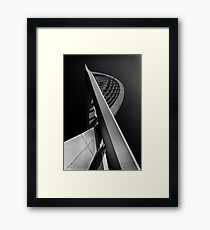 Spinnaker Framed Print
