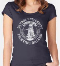 Davros University Women's Fitted Scoop T-Shirt