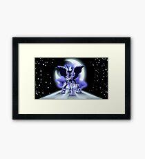 True Night Framed Print