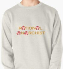 RAtionAl AnArchist Pullover