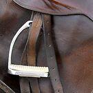 My Saddle by WildestArt