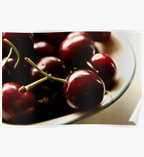A Bowl Of Cherries Poster