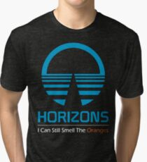 Horizons - I Can Still Smell The Oranges (Dark Colors) Tri-blend T-Shirt