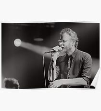 Matt Berninger The National Poster
