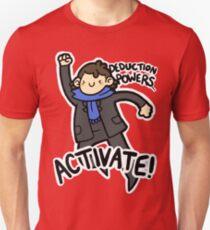 Deduction Powers Unisex T-Shirt