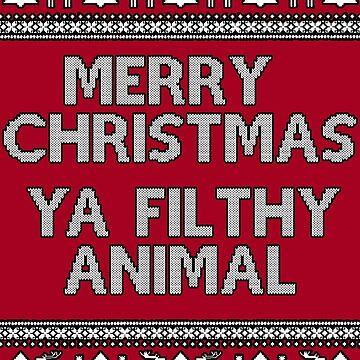 Ya Filthy Animal by craigistkrieg