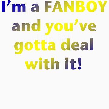 FANBOY!!!! by Megumi-Kat