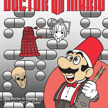(The) Doctor Mario by griftgfx