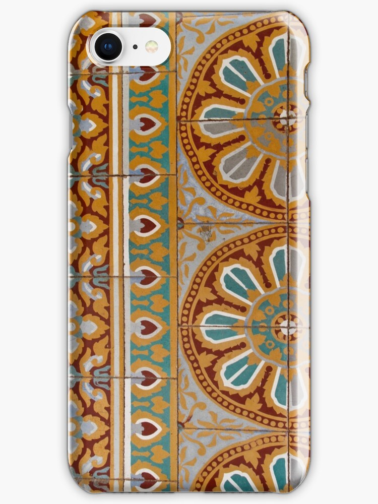 Retro - iPhone cover by KerryPurnell