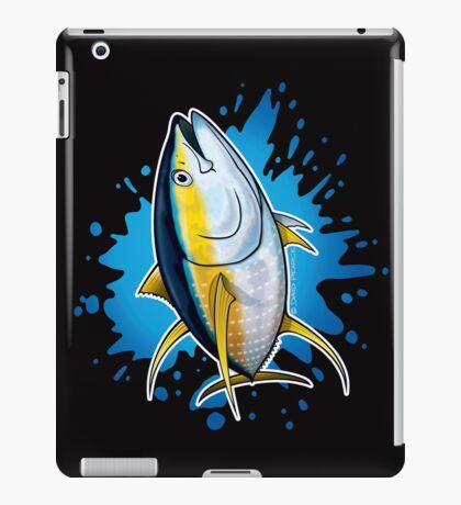 Yellowfin Tuna Splash iPad Case/Skin