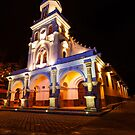 Iglesia de Turi, Ecuador by Paul Wolf
