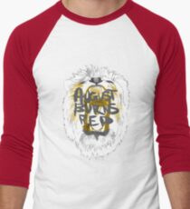 We Are Not Animals Men's Baseball ¾ T-Shirt