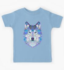 Wolf Animals Gift Kids Clothes