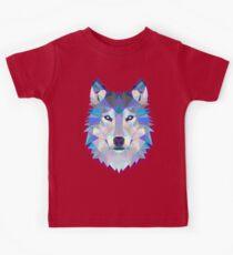 Wolf Animals Gift Kids Tee