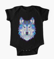 Wolf Animals Gift One Piece - Short Sleeve