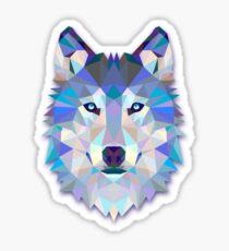 Wolf Animals Gift Sticker