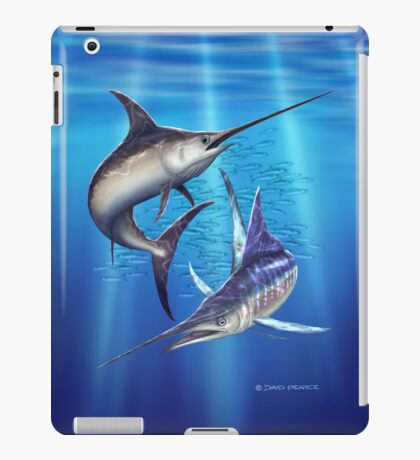 Marlin & Swordfish iPad Case/Skin