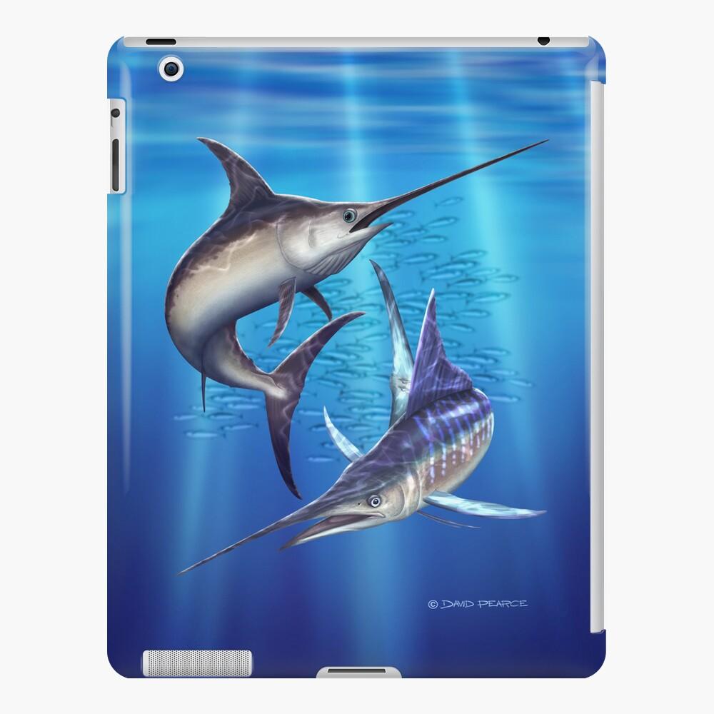 Marlin & Swordfish iPad Snap Case
