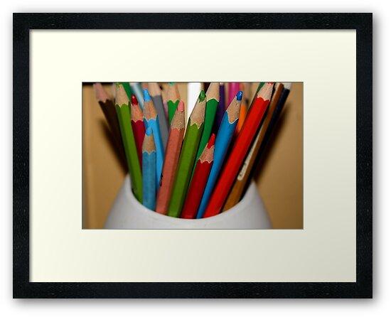 Colours by Ian Ramsay
