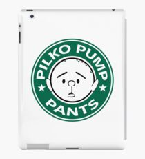 Pilko Pump Pants - Pilkington iPad Case/Skin