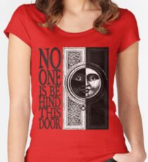 House of No One Women's Fitted Scoop T-Shirt