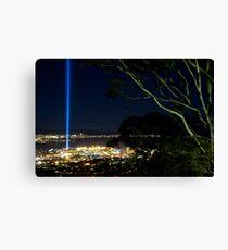 Spectra Tree - Hobart, Tasmania Canvas Print