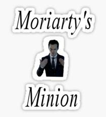 Moriarty's Minion Sticker