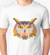 Owl Animals Gift Unisex T-Shirt