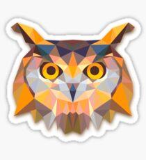 Owl Animals Gift Sticker