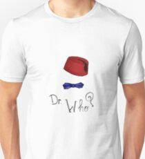Doctor Who? Eleventh Doctor! T-Shirt