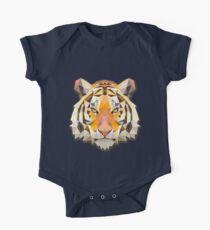 Tiger Animals Gift One Piece - Short Sleeve