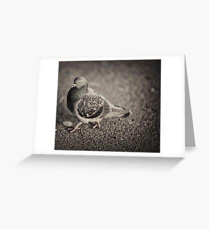 a life aware Greeting Card