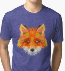 Fox Animals Gift Tri-blend T-Shirt