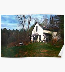 Fixer Upper For Sale Poster