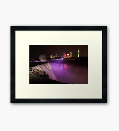 Shine On Brightly Framed Print