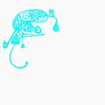 Bugs life - Blue by onethirdpotato
