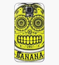 Minion Banana Sugar Skull Case/Skin for Samsung Galaxy