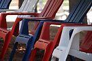 Patriotic Seating by John Schneider