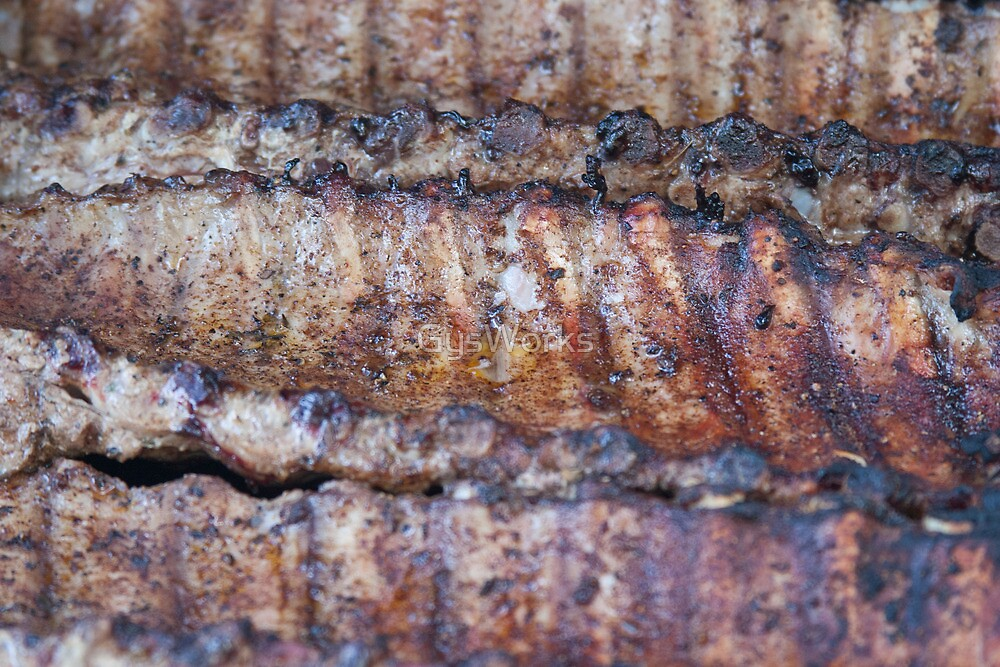 Grilled Baby Back Ribs by GysWorks