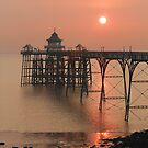 Clevedon Pier 2013 by Kathy1